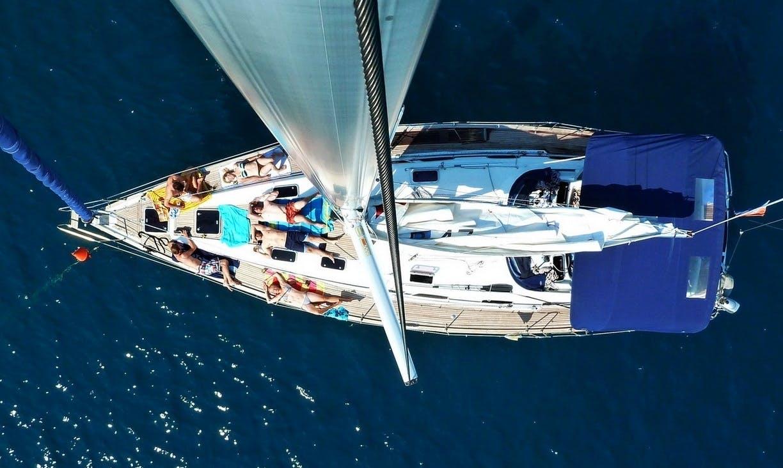 Charter 47' Bavaria Cruiser Cruising Monohull in Thessaloniki, Greece