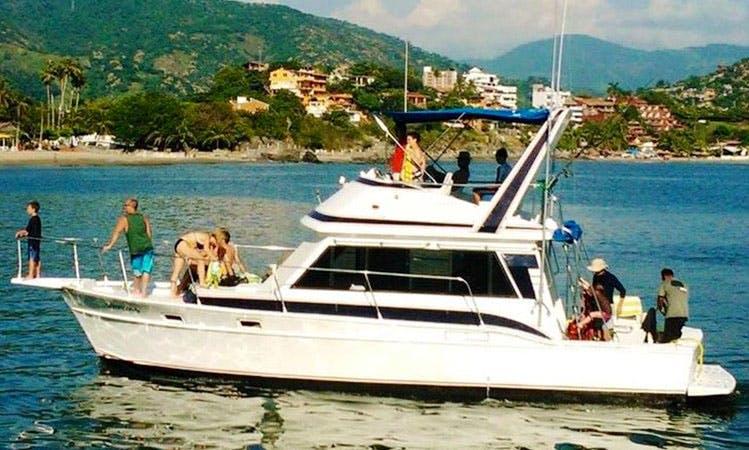 Custom 40ft SportFishing Cruiser Charter