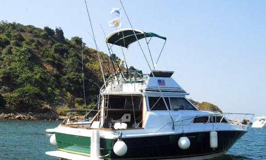 30' Sport Fishing Charter In Guerrero