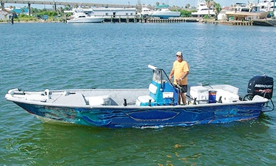 Guided Saltwater Fishing With Captain Douglas In Aransas Pass, Texas