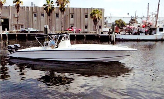 Charter 35' Center Console