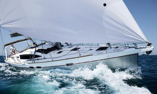 'allunette' Allures 45 Sailing Monohull Charter In Trogir