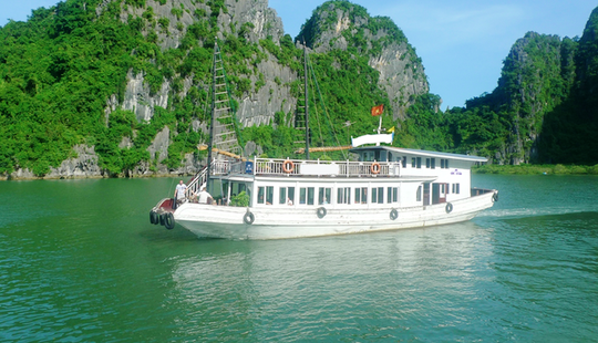 Day Cruises In Halong