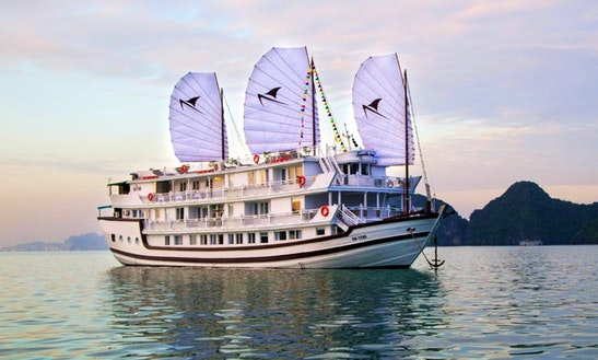 Signature Royal Cruise In Vietnam
