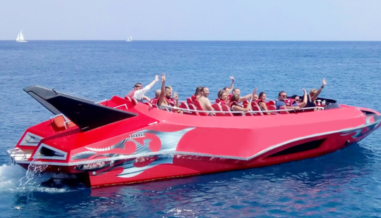 Charter A Jet Boat In Rodos, Greece