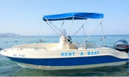 Rent Mika Center Console In Kolympia, Greece