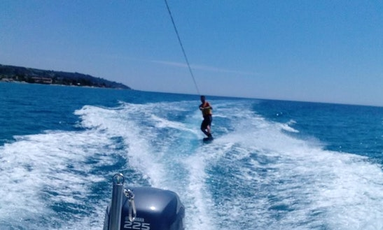 Enjoy Wakeboarding In Chalkidiki, Greece