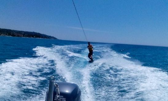 Enjoy Wakeboarding In Chalkidiki, Greece