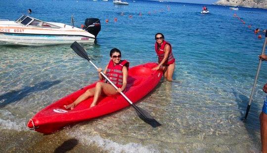 Enjoy Canoe Rentals In Agia Pelagia, Greece