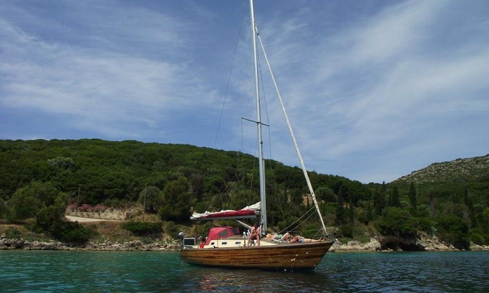 Charter a Cruising Monohull in Kefallonia, Greece