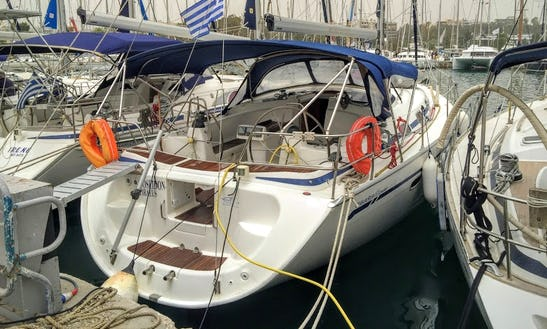 Charter 42' Bavaria Cruiser Cruising Monohull In Athina, Greece