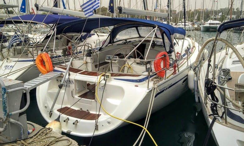Charter 42' Bavaria Cruiser Cruising Monohull in Athina, Greece