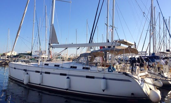 Charter 55' Bavaria Cruiser Cruising Monohull In Athina, Greece