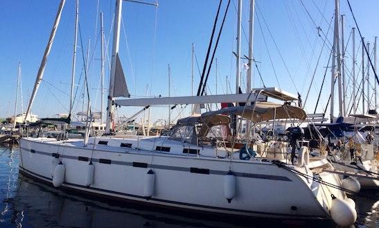 Charter 55' Bavaria Cruiser Cruising Monohull In Athina, Greece