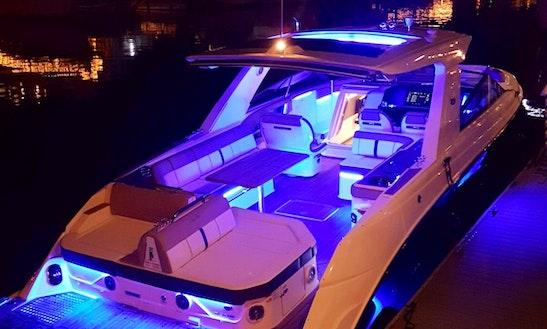 Bowrider In Marina Del Rey