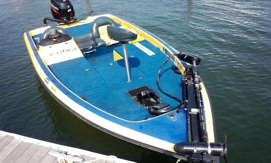 Enjoy Fishing In Ōtsu-shi, Japan On Viper Cobra Bass Boat