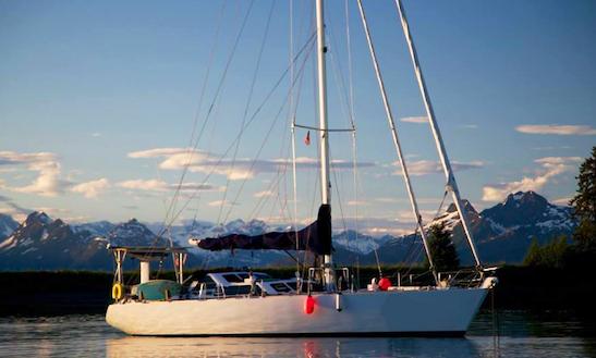 Sailing Charter On 60ft