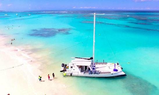 Charter A Cruising Catamaran In Punta Cana, Dominican Republic