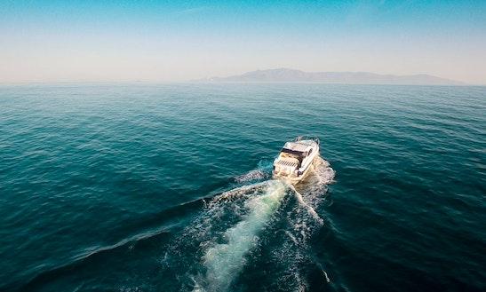 Experience Extraordinary Luxury Aboard In Kavala, Greece