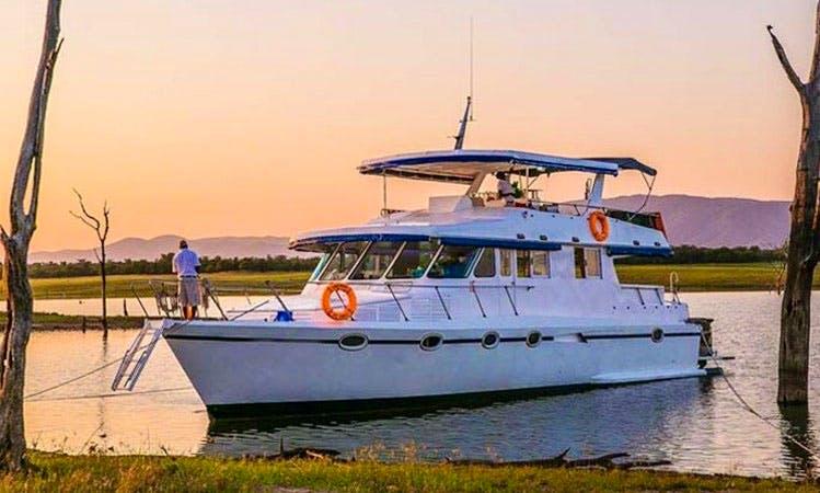 Charter Corsaro Houseboat in Mashonaland West Province, Zimbabwe
