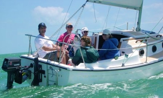 Enjoy Marathon Florida On 23ft