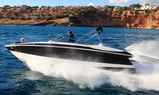 Luxury Bowrider ''cobalt 282'' Charter In Spain