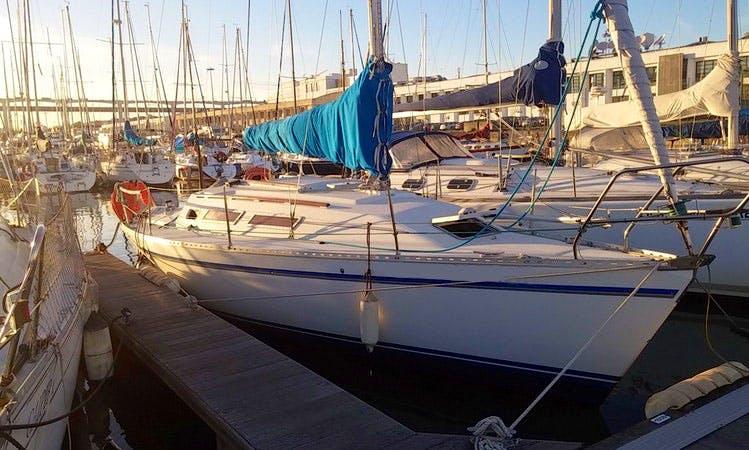 Sleep aboard the Santa Maria in Lisbon