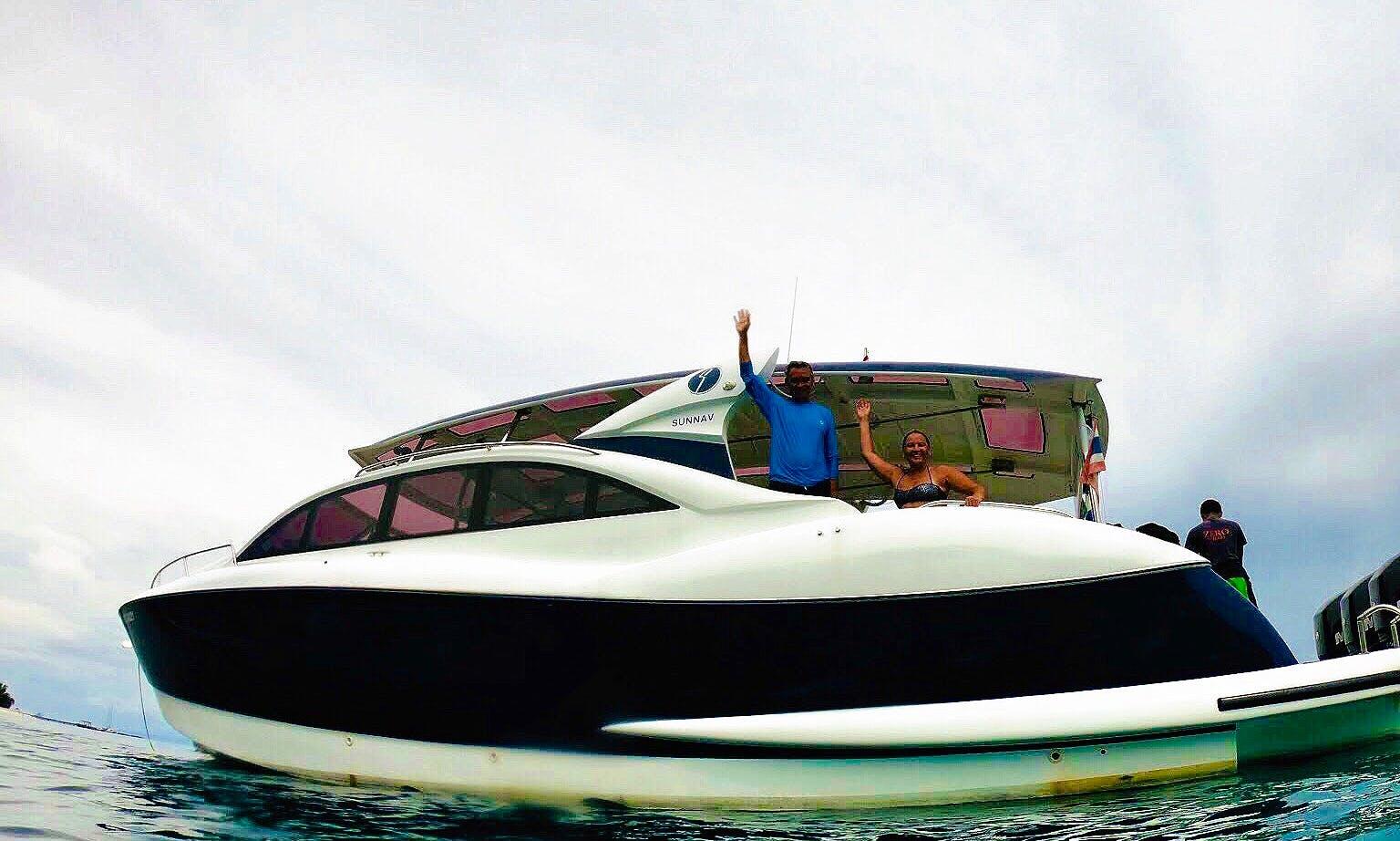 Charter to Dolphin island, Khai, Rang Yai + BBQ