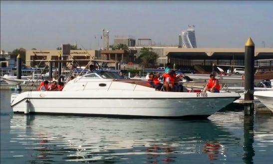 Enjoy Fishing In Dubai, United Arab Emirates On Sport Fisherman