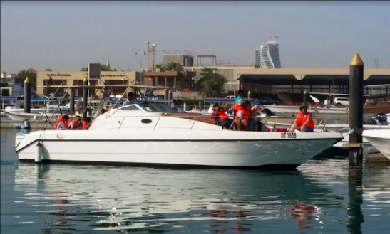 Enjoy Fishing In Dubai, United Arab Emirates On Sport Fisherman