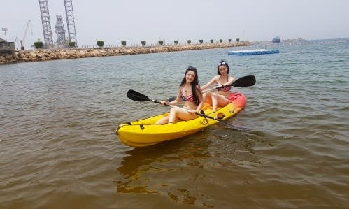 Kayak Tours in Dubai, United Arab Emirates