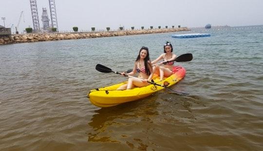 Kayak Tours In Dubai, United Arab Emirates