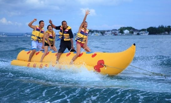 Banana Boat Adventure!