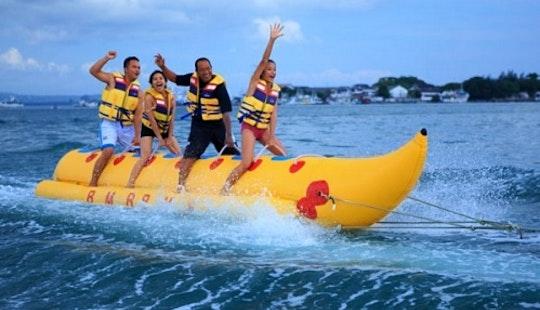 Banana Boat Adventure!