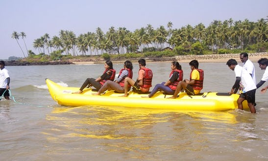 Enjoy A Wonderful Rafting Adventure In Malvan, India For As Low As $5 Usd Per Person Per 5 Minutes