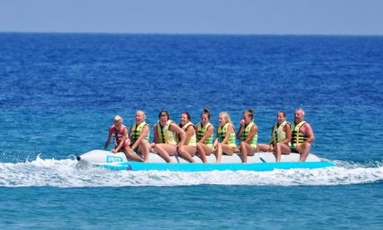 An Amazing Tubing Experience In Zakinthos, Greece
