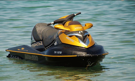 Rent A Jet Ski In Limenas Chersonisou, Greece