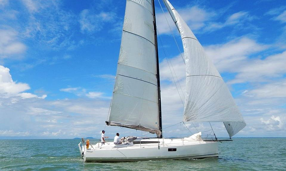 Charter 40' Pogo Cruising Monohull in Cayenne, French Guiana