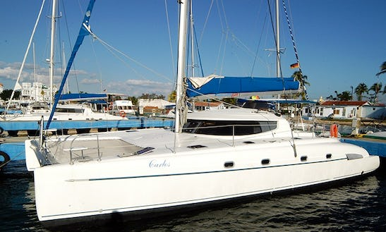 Charter 46' Fountaine Pajot Cruising Catamaran In Cienfuegos, Cuba