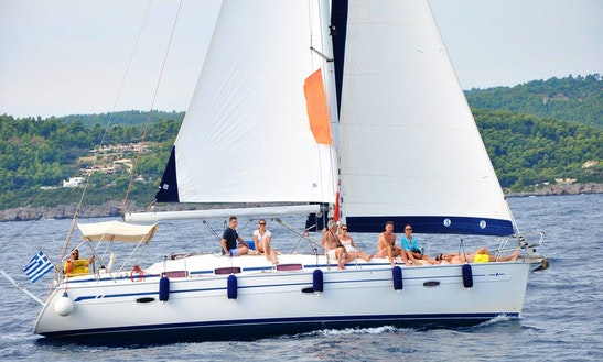 Sailing Charter On 40ft Bavaria Cruising Monohull In Halkidiki, Greece