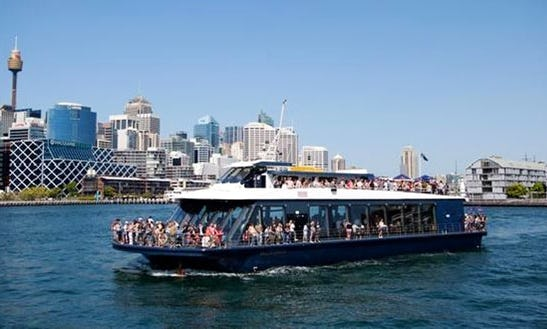 Experience Sydney Harbour On Glass Party Boat