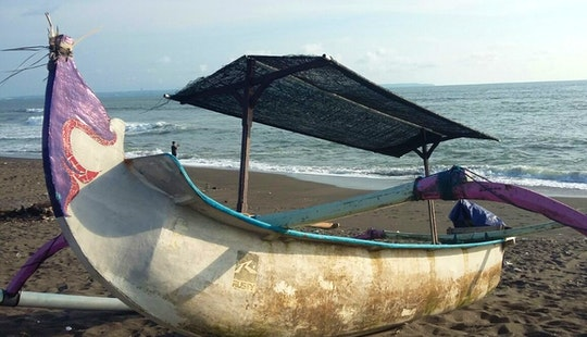 Explore Mengwi, Bali On This 2 Persons Traditional Boat