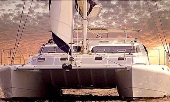 Charter 53ft Cruising Catamaran In Nosy Be, Madagascar