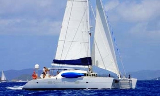Ma Ha Sailing Charter In Caribbean