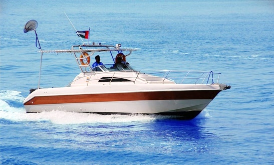 33' Sport Fishing Speed Boat In Dubai, Uae