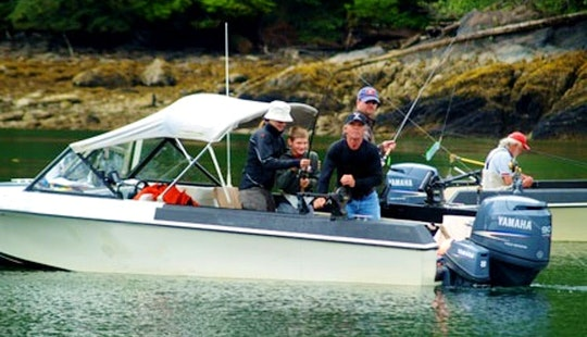 Incredible Freshwater Fishing Experience In Ketchikan, Alaska