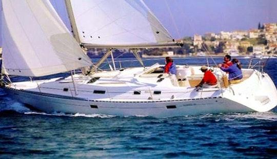Cruising Monohull Luxurous Oceanis 311
