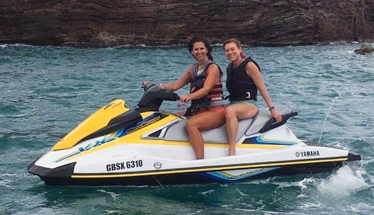 Book A Jet Ski Tour In Simpson Bay, Sint Maarten