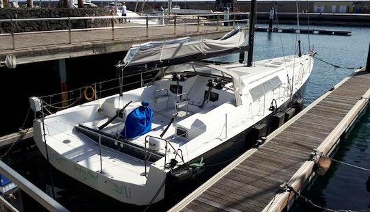 Charter Beneteau Oceanis 40 Cruising Monohull In Playa Blanca, Spain