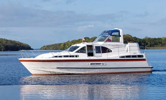Charter 38' Inver Countess Motor Yacht In Northern Ireland, United Kingdom